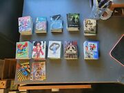 Mix Lot Lot Of Non Sports Cards 10 Sets Total Superman Shi Wildcats Xmen + More
