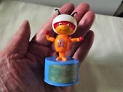 60and039s Vintage Atom Ant Cartoon Push Up Puppet Scarce Item