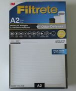 3m Filtrete A2 True Hepa Filter 1150101 - New - Fast Priority Mail Shipping