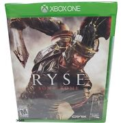 Ryse Son Of Rome Microsoft Xbox One, 2013 New Factory Sealed Free Shipping