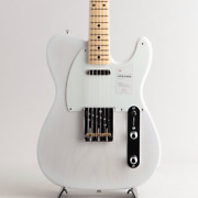 Fender Made In Japan Heritage 50s Telecaster/white Blonde Electric Guitar