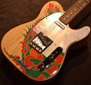 Fender Jimmy Page Telecaster Natural Electric Guitar