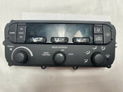 05-07 Dodge Grand Caravan Town And Country Ac Heat Climate Control Switch Oem Aa 1
