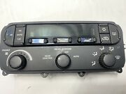 05-07 Dodge Grand Caravan Town And Country Ac Heat Climate Control Switch Oem 2