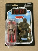Star Wars 2010 Vintage Collection Weequay Skiff Master Rotj Vc48