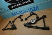 05-09 Bentley Arnage T Rear Left And Right Lower And Upper Control Arm Arms Set Of 4
