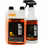 New Hardcore Labs Whip Wipe Pro-kit All Surface Cleaner 6oz W/ Bottle