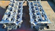 2010 Range Rover Sport 5.0l Non Sc Engine Right And Left Cylinder Heads Complete