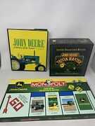 John Deere Trivia Master, Monopoly Collector's Edition, And History Of The Tractor
