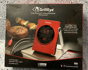 ⚡️grilleye Instant Read Led Barbecue Grill Thermometer Set