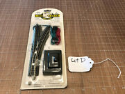 Bachmann N Train Ez-track 44862 Powered Remote Right Hand Switch Track Kit Lot D
