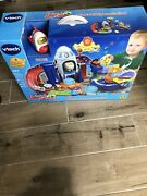 Vtech Go Go Smart Wheels Blast-off Space Station Play Fun 40+ Songs 1-5 Years