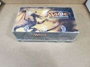 9th Edition Russian Booster Box Factory Sealed Mtg Magic Free Priority Mail