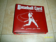 387 Baseball Cards 1950's-2000s In Binder Many Stars Hof Top Prospects See Pics