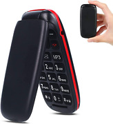 3g Flip Phone Unlocked Basic Cell Phones Large Icon Feature Phone Easy To Use