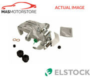 Brake Caliper Braking Rear Right Behind The Elstock 87-2251 A New Oe Replacement