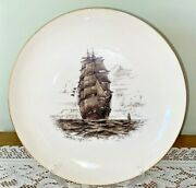 Down Easter Sailing Vessel The W. R. Grace From Bath Maine 1873 By Lenox