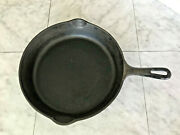Griswold 11 1/4 Inch Skillet 9 Small Block Logo