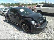 Rear Bumper Circle Towing Eye Hole In Bumper Cover Fits 12-17 Beetle 593391