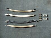 And03977and03978and03979 Lincoln Continental Mark V Interior Door Pull Handle Straps For Parts