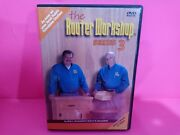 The Router Workshop Series 3 Dvd - B669