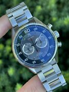Tag Heuer Carrera Flyback Chrono Automatic Menand039s Watch Car2b10.ba0799 Msrp 8700