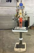 Clausing 20 2277 Drill Press 3 Phase 460 Volt