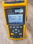 Fluke 43b Power Quality Analyzer With Probes Current Probe And Case