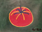 Tomato Oil Painting 2021 By Wes Bennett Hand Made In Usa