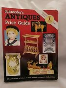 Schroeder's Antiques Price Guide By Collector Books, 2002 Twelfth Edition