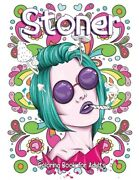 Stoner Coloring Book For Adults Psychedelic Coloring Book For Stress Relief