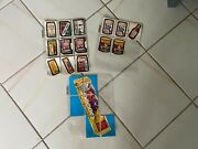 Wacky Packages Series 7 1974 11/33 With Extras And Partial Puzzle Set Tan Backs