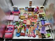 Fisher Price Loving Family Dollhouse Furniture Mixed Lot Some Not Fisherprice