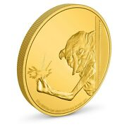 Niue - 2021 - 1/4 Oz Gold Proof - Harry Potter Classic - Dobby The House Elf