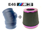 2004 Bmw E46 M3 - Vortex Air Filter And Carbon Intake Pipe