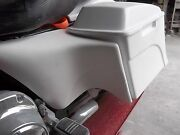 Harley Davidson Stretched Extended Side Covers 6 Bagger Touring Flh 09- 13