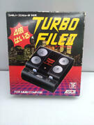 Ascii Turbo File Ii As-tf21 Cable Adapter For Family Computer Jpn Import