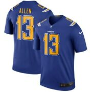 New Nfl Los Angeles Chargers Keenan Allen Nike Color Rush Legend Edition Jersey