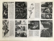 And039the Mystery Of San Gottardoand039 Rare Signed Lithograph By H.r. Giger