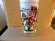 Vintage Arby's Dudley Do-right Collector's Glass