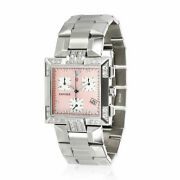 Concord La Scala 14.h1.1371s Womenand039s Watch In Stainless Steel