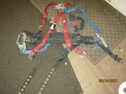 Falltech 7078lx Large/xlarge Safety Harness W/8240y3a 6and039 Shock Absorbing Lanyard