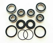 1990 1991 1992 Polaris Trail Blazer 250 Front And Rear Wheel Bearings And Seals