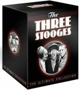 The Three Stooges The Ultimate Collection [dvd]