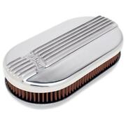 Edelbrock 4115 Classic Oval Air Cleaner