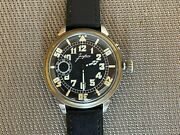 Junghans Laco Wwii German Army Vintage 1939 1945 Military Swiss Wristwatch C.38a