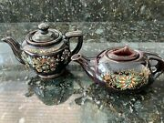 Wwii Era Teapot And Creamer Brought Home From Occupied Japan Around 1945.