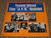 1961 Rare The J.f.k Quintet Young Ideas Record Signed By White Codington .....