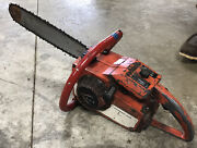 Vintage Homelite Xl-113 Automatic Chainsaw With Bar/chain - Parts Saw Xxx