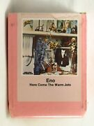 Brian Eno – Here Come The Warm Jets Rare 1973 1st Uk 8-tr Tape Sealed